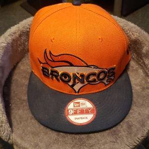 9Fifty Denver Broncos cap